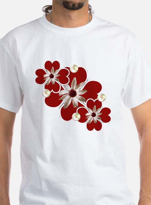 Hearts and Pearls Shirt
