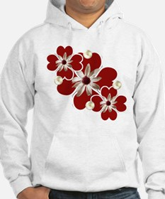 Hearts and Pearls Hoodie