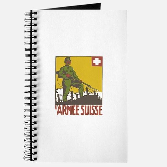 Swiss Army Journal