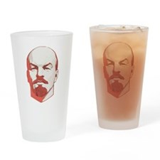 Lenin Drinking Glass