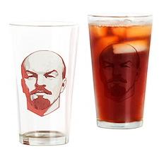 Lenin Drinking Glass