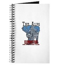 Alps - Elephant Free Journal