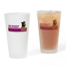 Lippe Knights Drinking Glass