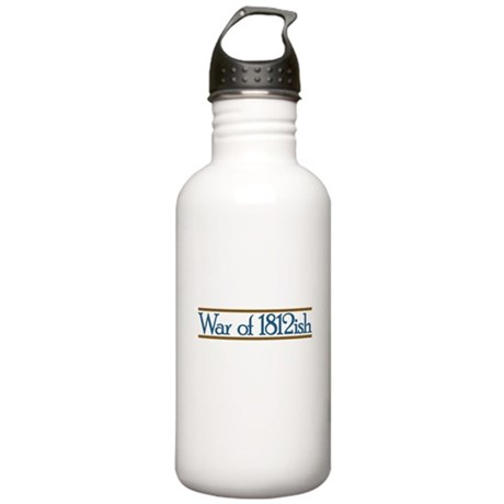 War of 1812ish Stainless Water Bottle 1.0L
