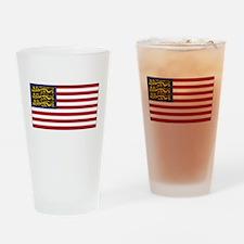 English American Drinking Glass