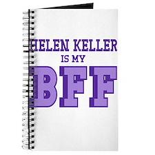 Helen Keller BFF Journal
