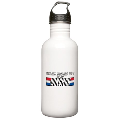 William Taft Wingman Stainless Water Bottle 1.0L