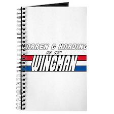 Warren Harding Wingman Journal