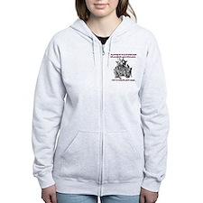 Frost Giant Women's Zip Hoodie