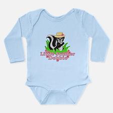 Little Stinker Debbie Long Sleeve Infant Bodysuit