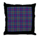 Tartan - Robertson of Struan Throw Pillow