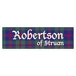 Tartan - Robertson of Struan Sticker (Bumper 10 pk
