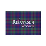 Tartan - Robertson of Struan Rectangle Magnet (10