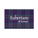 Tartan - Robertson of Struan Rectangle Magnet (100