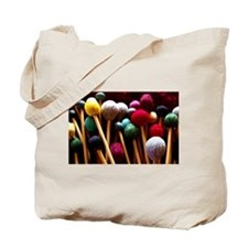 Mallets Tote Bag