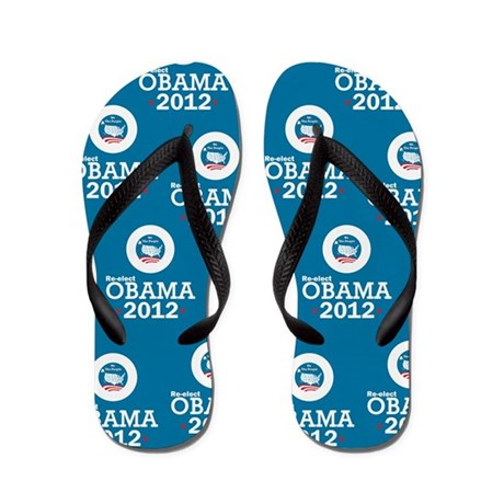 Re-elect Obama 2012 Flip Flops