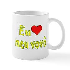 I Love Grandpa (Port/Brasil) Mug