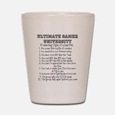 Ultimate Gamer Collection Shot Glass