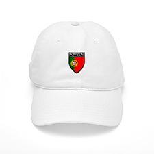 Portugal Flag Patch Baseball Cap