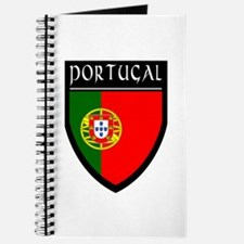Portugal Flag Patch Journal