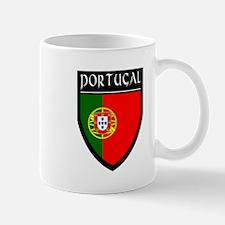 Portugal Flag Patch Mug
