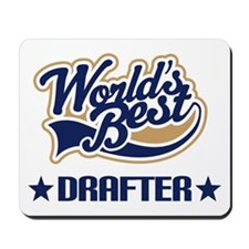 Drafter Gift (Worlds Best) Mousepad