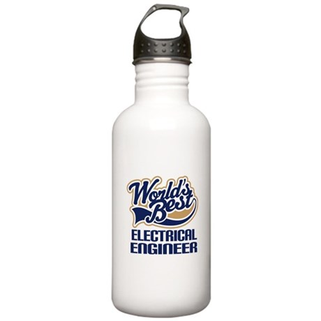Electrical Engineer Gift (Worlds Best) Stainless W