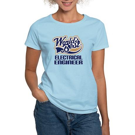 Electrical Engineer Gift (Worlds Best) Women's Lig