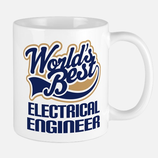 Electrical Engineer Gift (Worlds Best) Mug