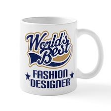 Fashion Designer Gift (Worlds Best) Mug