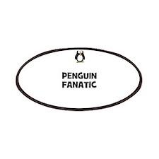 penguin fanatic Patches