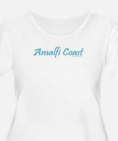 Amalfi Coast Plus Size T-Shirt