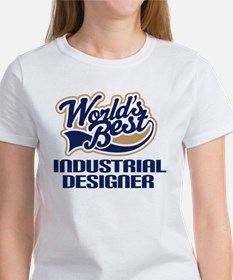 Industrial Designer Gift (Worlds Best) Women's T-S