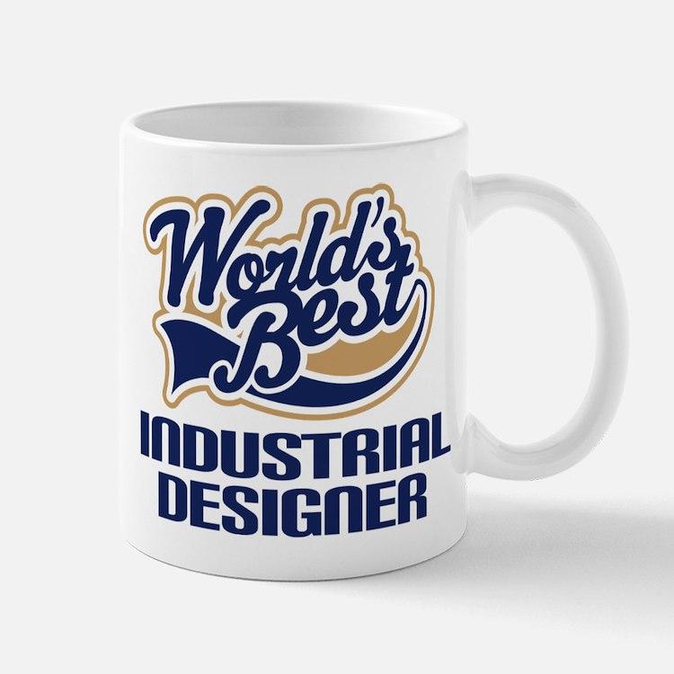 Industrial Designer Gift (Worlds Best) Mug
