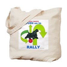 Cocker Rally Tote Bag