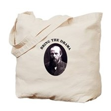 Bring the Drama Tote Bag