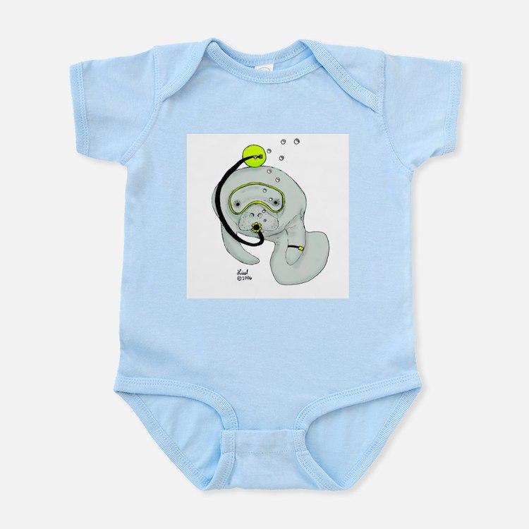 SCUBA Manatee Infant Creeper
