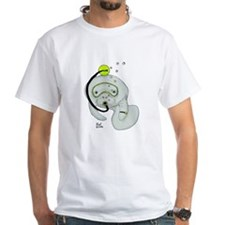 SCUBA Manatee Shirt