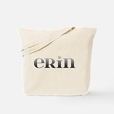 Erin Carved Metal Tote Bag