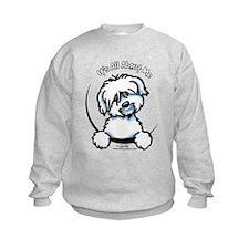 Coton de Tulear IAAM Sweatshirt
