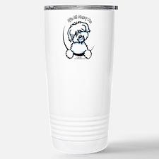 Coton de Tulear IAAM Travel Mug
