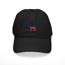Democrat Donkey Baseball Hat
