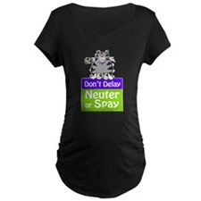 Don't Delay (Cat) - Neuter or T-Shirt