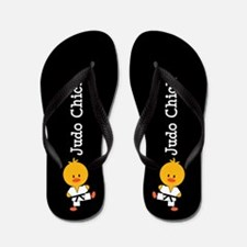 Judo Chick Flip Flops