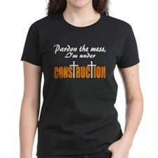 Christian under construction Tee