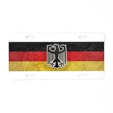 Bundesadler - German Eagle Aluminum License Plate