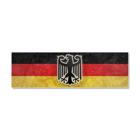 Bundesadler - German Eagle Car Magnet 10 x 3