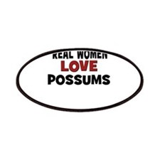 Real Women Love Possums Patches