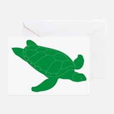 Turtle207 Greeting Cards (Pk of 10)