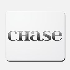 Chase Carved Metal Mousepad